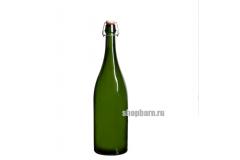 Пивная бутылка Grande с бугельной пробкой 3 л