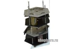 Комплект из 2-х кассет для автоклава Фермер Нерж на 125 л