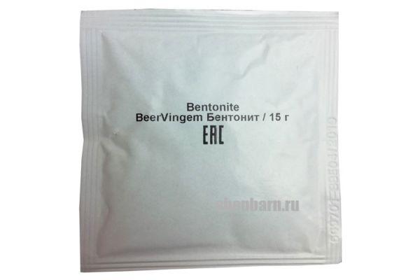 Бентонит BeerVingem