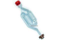Гидрозатвор с уплотнением