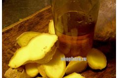 Рецепты приготовления имбирной настойки